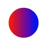 A Gradient Created Using Color Stops
