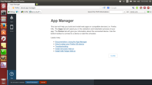 App Manager overview