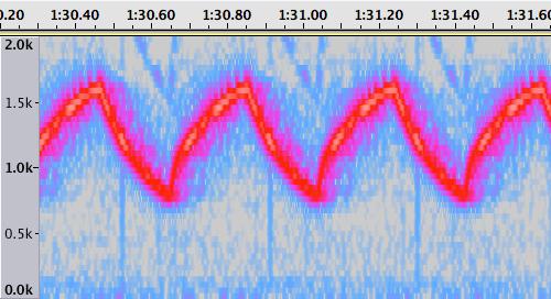 Sawtooth Spectrograph