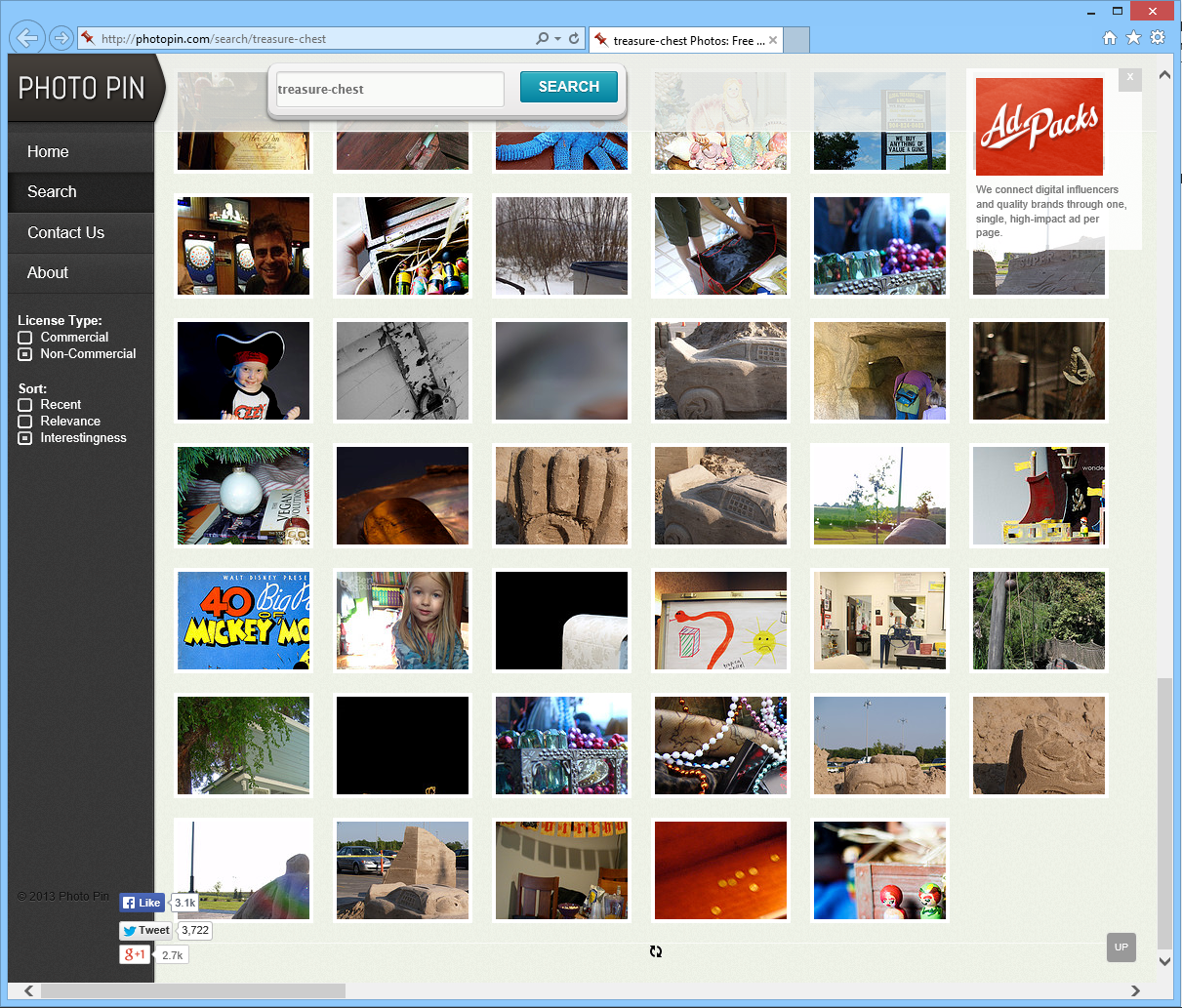 Photopin.com -- a creative commons image browser
