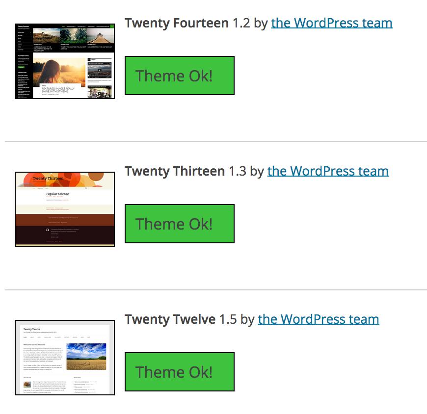 Theme Authenticity Checker (TAC)