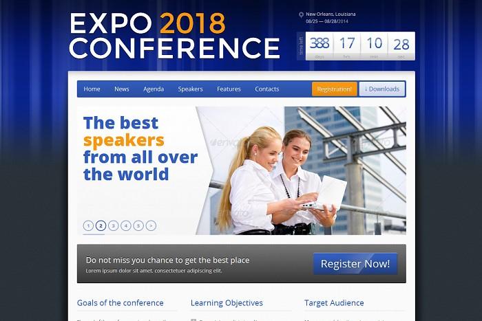 Event Theme Expo18