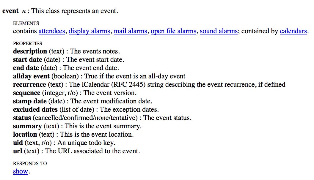 calendar_applescript_event