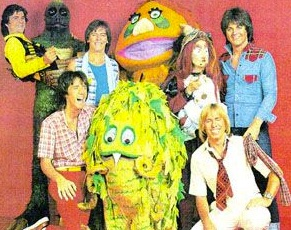 Sigmund and the Sea Monster meets the Bay City Rollers.