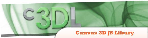 The Canvas 3D JS Libary (C3DL)