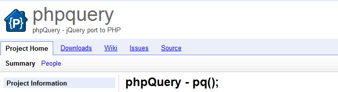 phpquery