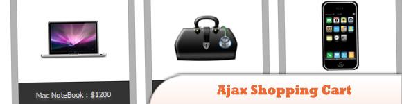 Ajax Shopping Cart