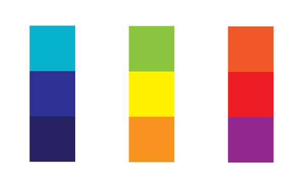 Color Theory 101 - J.George Version