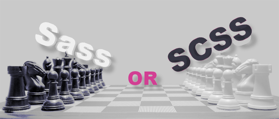 Sass or SCSS