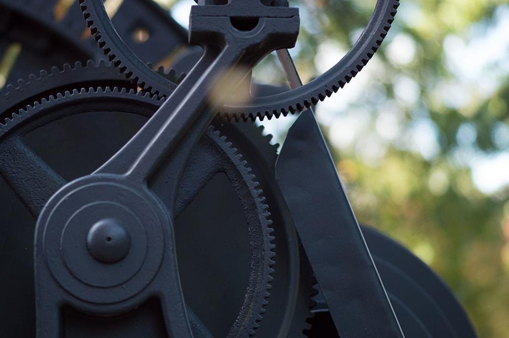 Processes keep the business gears turning