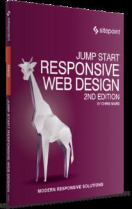 Jump Start Responsive Web Design book