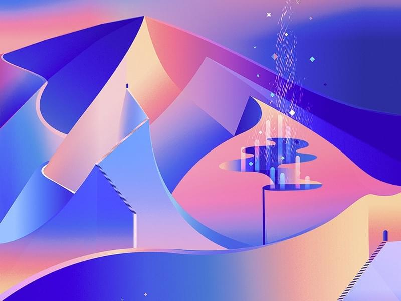 Shawna X Illustration for Adobe