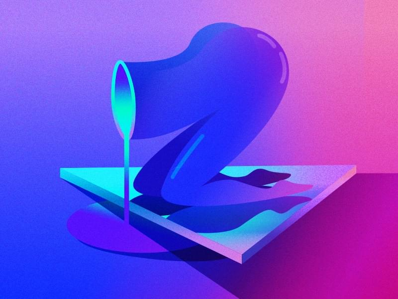 Shawna X Colorful Illustration