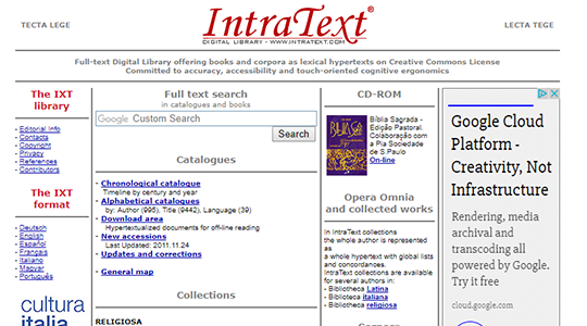 Intratext