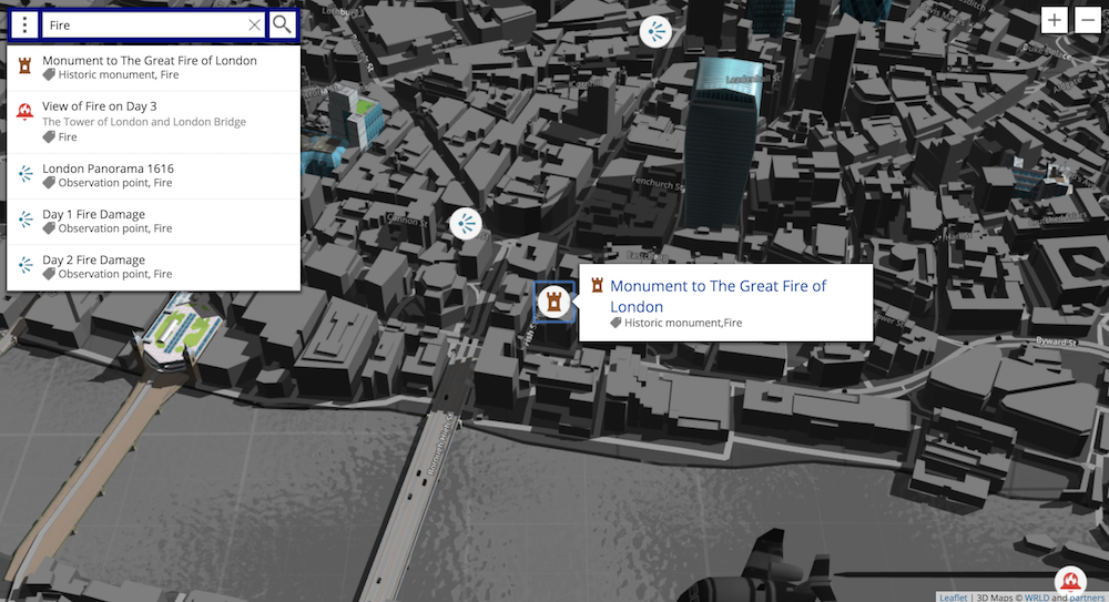 WRLD 3D Maps