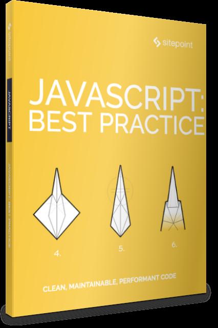 Javascript Best Practice Book