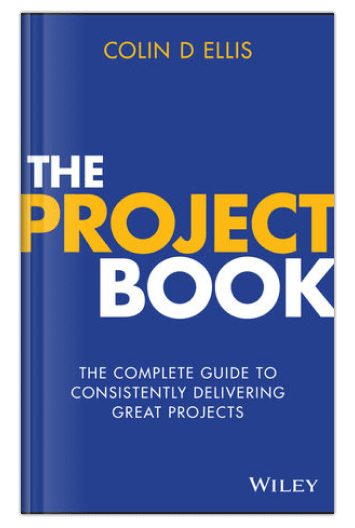 Cover: The Project Book